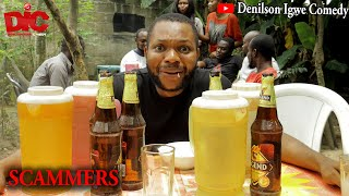 Download Denilson Chibuike Igwe Comedy - Scammers - Denilson Igwe Comedy