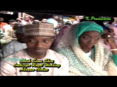 Sulaimon Farooq Onikijipa & Uthman Sanu Shehu - Onikijipa Royal Wedding (A)