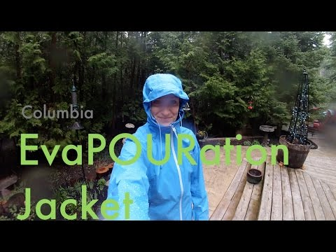 Columbia EvaPOURation Jacket - Tested & Reviewed