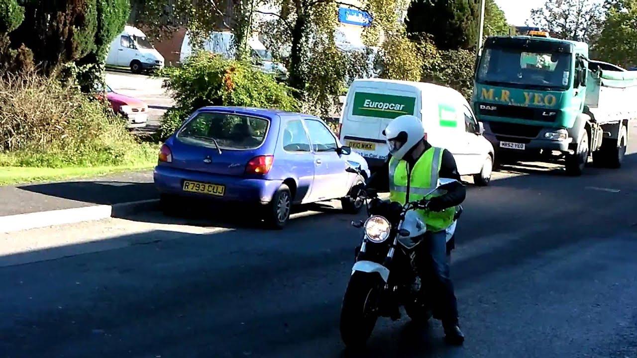 Motorcycle Training Exeter Youtube
