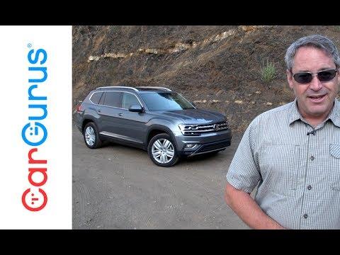 2018 Volkswagen Atlas | CarGurus Test Drive Review