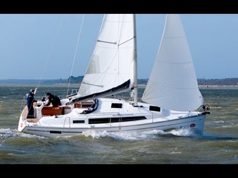 Bavaria 33 Boat Test Youtube