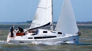 Bavaria 33 boat test