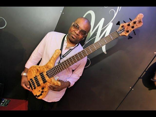 Etienne M'Bappe - Nice Jazz Festival 2013