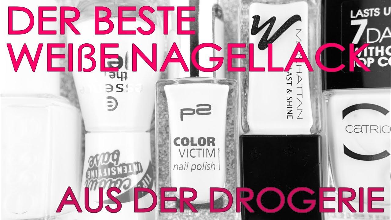 test the best: Der beste weiße Nagellack aus der Drogerie ...