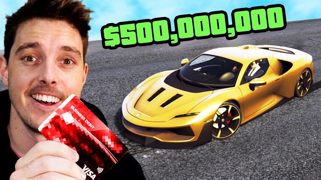 I Spent $8,000 Beating GTA