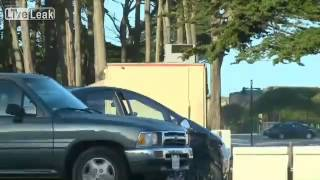 Crash Caught On Video At Golden Gate Bridge