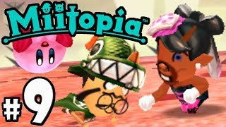 Miitopia PART 9 - Nintendo 3DS Gameplay Walkthrough - Goofy's Attack on Fashion - Callie amiibo