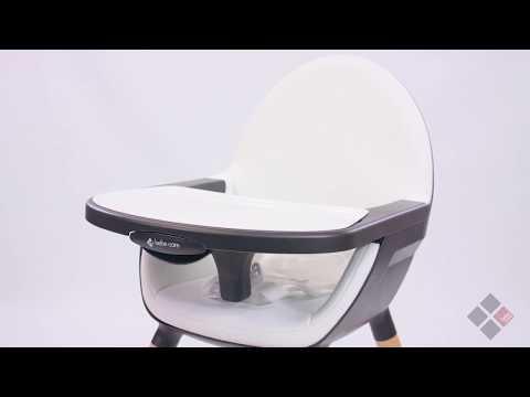 Bebe Care Pod Nui High Chair – Snow Flake