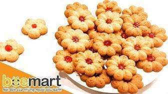 Cách làm bánh quy phô mai mứt dâu tây (cream cheese cookies) - BEEMART