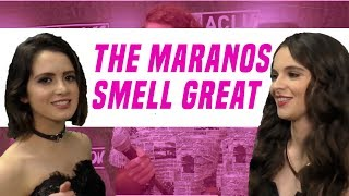 Laura Marano and Sister Vanessa Reveal Their Signature Perfume Scents