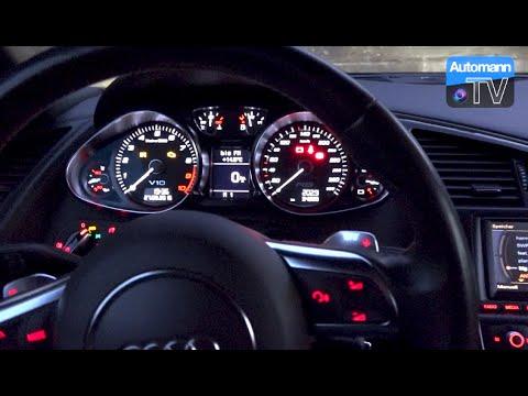 Audi R8 V10 (525hp) - #AutomannTalks