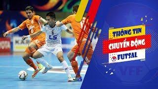 Thái Sơn Nam giành ngôi Á quân giải Futsal các CLB châu Á 2018 | VFF Channel