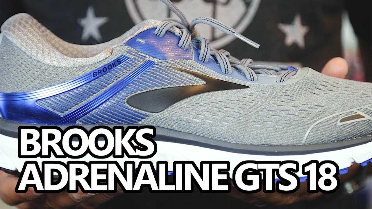 85485719e6a78 Brooks Adrenaline GTS 18 - Classic Stability Made Better (2018 ...