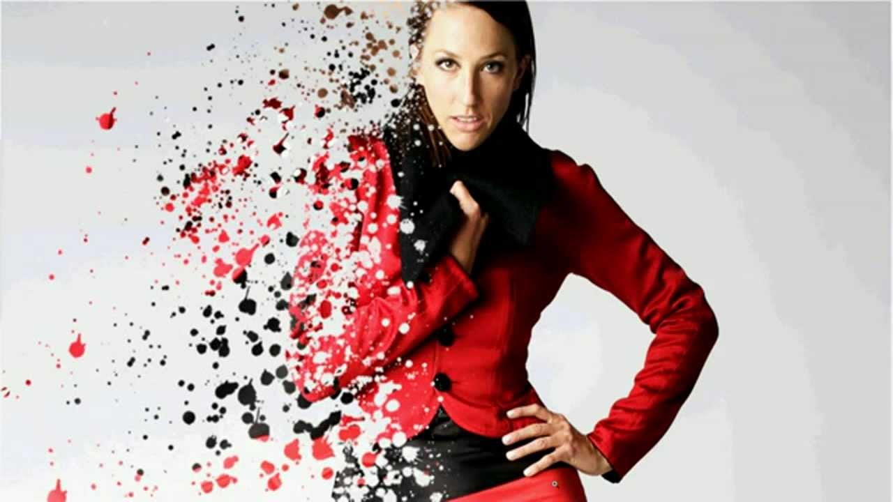 Photoshop Splatter - Turtorial Manipulasi Foto - YouTube