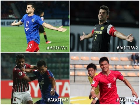 Allianz Goal Of The Week (AFC Cup 2017: May 16-17)