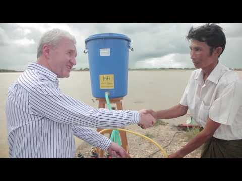 Portable water treatment system