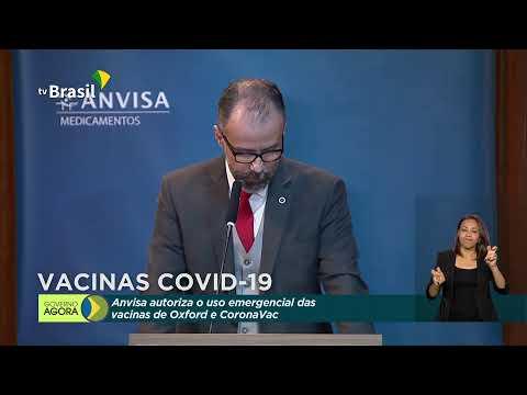 #AoVivo: Reunião Extraordinária da Diretoria da Anvisa