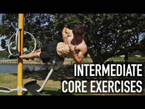 Intermediate Gymnast Core Exercises (MY TOP 3)