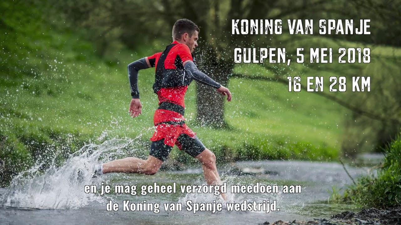 02bf479a66b Koning van Spanje Trail in Nederland - Deel 1 - YouTube