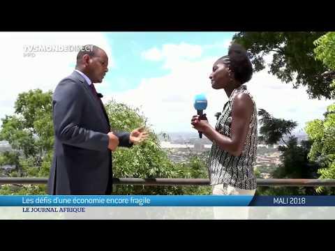 Mali - Défis d'une économie fragile, entretien avec Boubou Cissé, ministre de l'économie - 2018