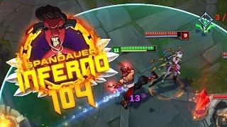 DIE WELT STAND STILL!   Spandauer Inferno   104
