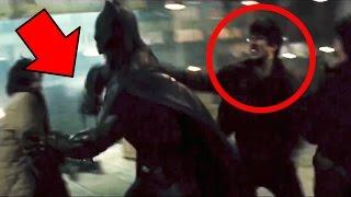 Batman vs Superman -  Batman Fight Scene Breakdown