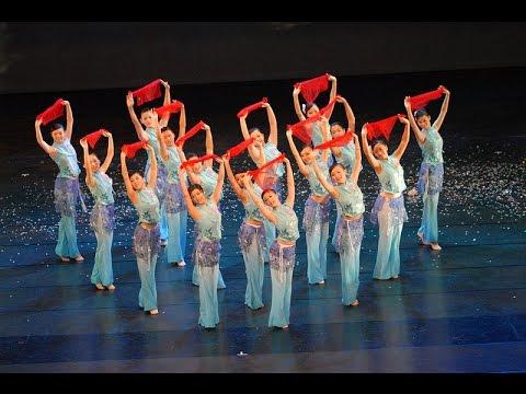 Tele Nostalgia Espectaculares Jes.  Grupo de danzas Taiwan