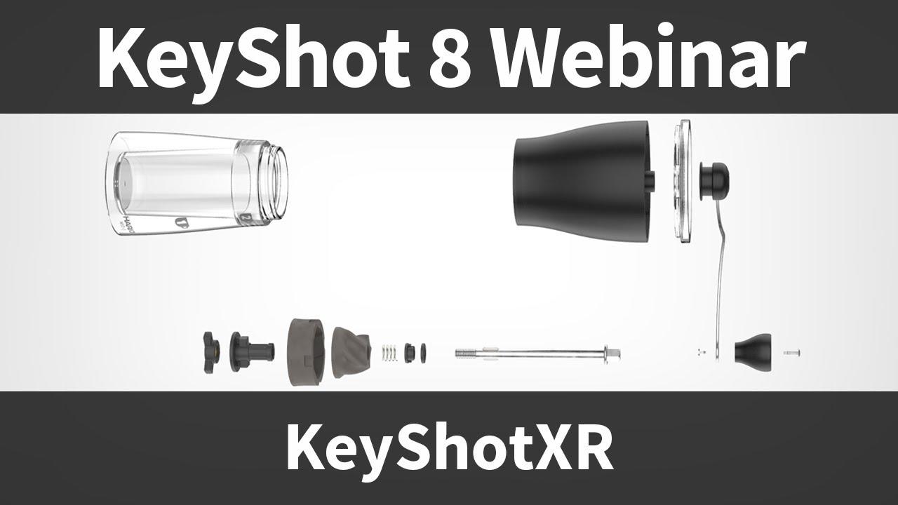 KeyShot - Creating Interactive Visuals (Webinar Replay