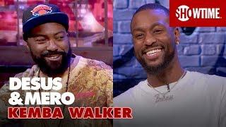 Bronx's Own Kemba Walker on Michael Jordan & Space Jam 2 | DESUS & MERO | SHOWTIME