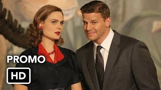 "Bones 10x10 Promo ""The 200th in the 10th"" (HD)"