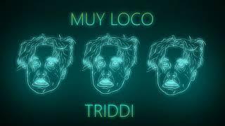 TRIDDI - Muy Loco [AUDIO OFICIAL]