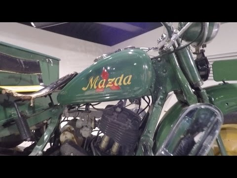 2017 Visit to Mazda Museum at Hiroshima