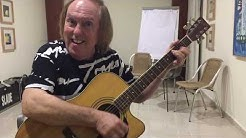 Slade - Far Far Away - Dave Hill, guitarist and Don Powell, drummer introduce the song.