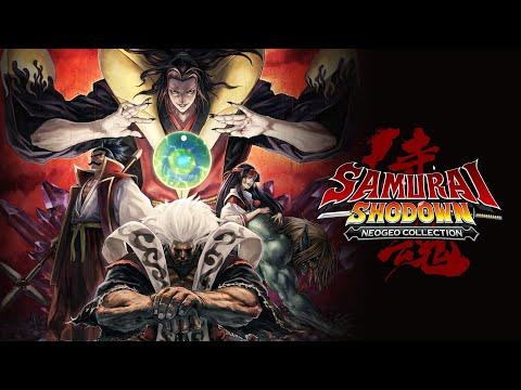 SAMURAI SHODOWN NEOGEO COLLECTION - Epic Games Store Launch Trailer