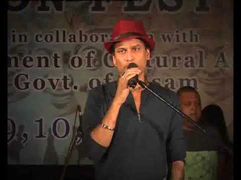 New Assamese Poem For Zubeen Garg @ Pranjal Pratim Hazarika