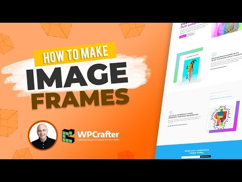 Elementor Design How To Create Impressive Image Frames To Create Beautiful WordPress Websites