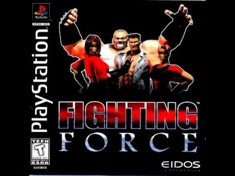 Fighting Force - Credits