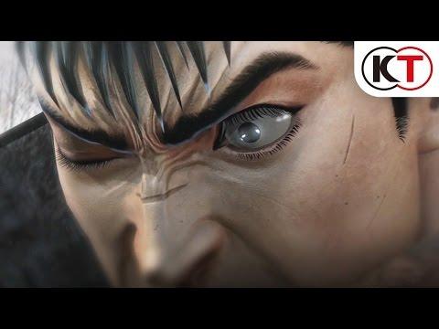 BERSERK 2016 Gameplay Trailer (PS4)