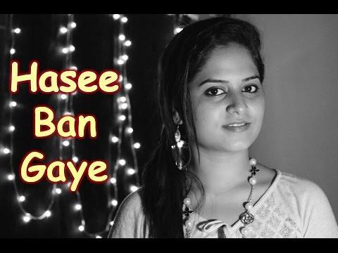Hasi Ban Gaye | Hamari Adhuri Kahani | Cover By Amrita Nayak
