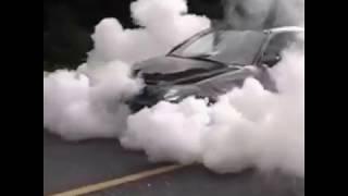 Civic fart burnout