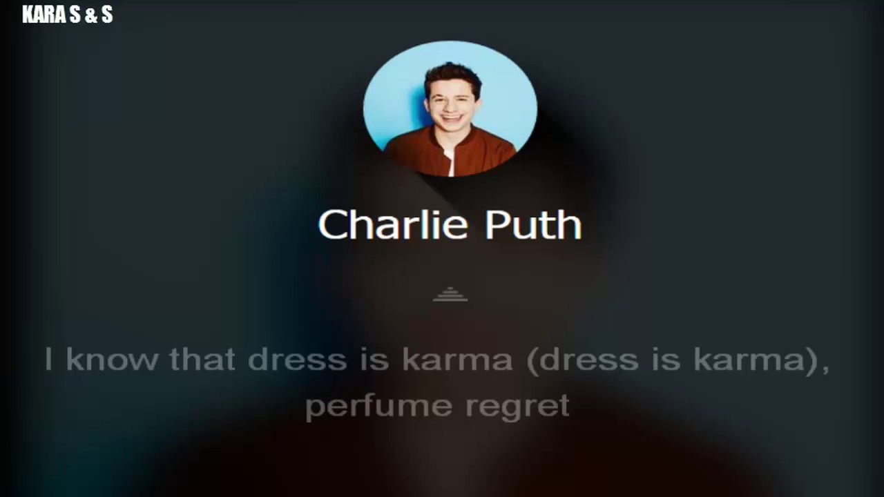 Charlie Puth - Attention [Karaoke Version] - YouTube