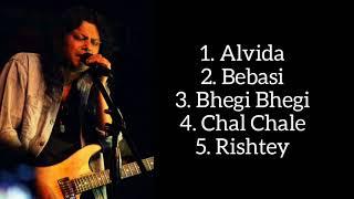James Hindi Songs | Top 5 Of James | Best Of James | Alvida |  Bheegi Bheegi |  James Jukebox
