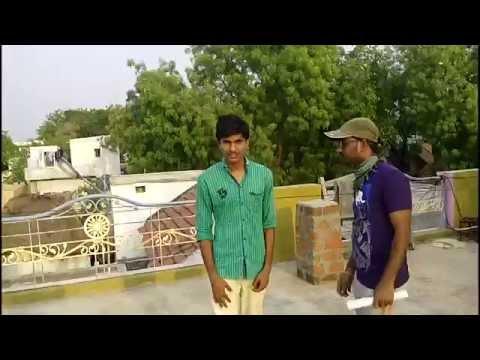 CINEMA CHOOPISTA MAMA  | Telugu Comedy Short Film 2015 | by Siva Kumar