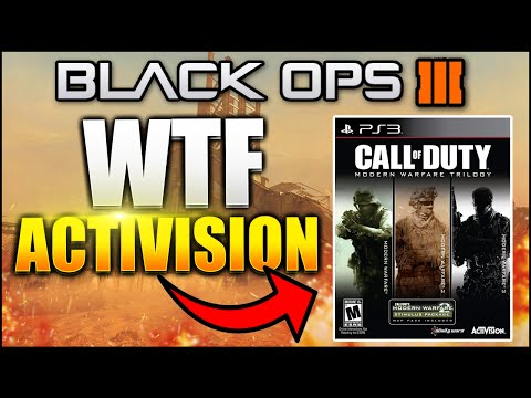 "WTF NEW REMASTERED ""MODERN WARFARE TRILOGY"" FOR LAST GEN!!! (Call of Duty: Modern Warfare Trilogy)"