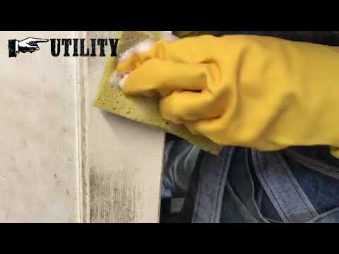 How to clean painted doors or walls using Bon Ami!