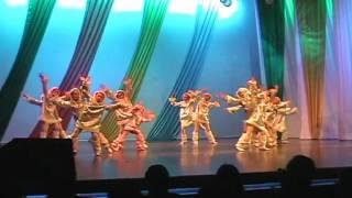 Танец чукчей(Танец представлен был на концерте