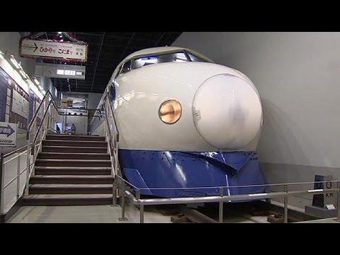 El tren bala japonés celebra sus cincuenta años - economy