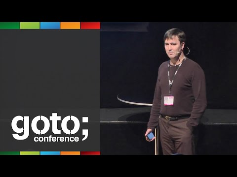GOTO 2013 • Knowledge is Imperfect - Acting on Stale, Inconsistent or Missing Data • Ulf Wiger
