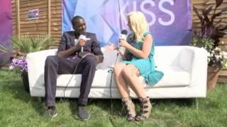 KISS FM (UK) Wireless Festival: Loick Essien